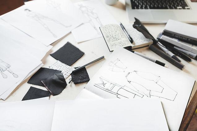 Modedesigner Studio