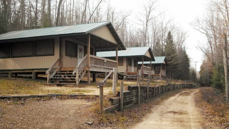 Grove Cabins
