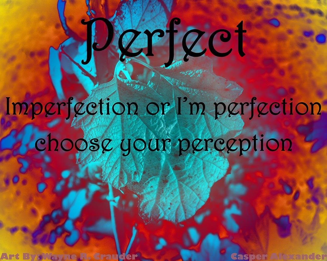 Perfect (Prints)