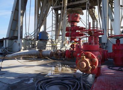 Scanner 3D no setor de gás e petróleo