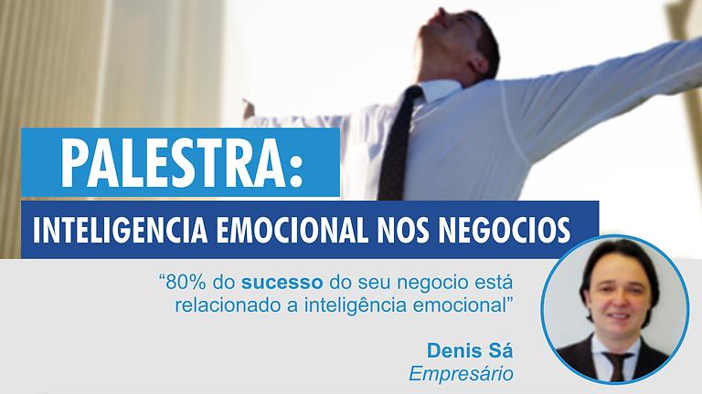 Palestra Inteligencia Emocional para Negócios