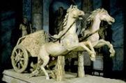 chariot racing, sport in antiquity