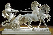 chariot racing, sport in antiquity