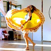 Virginie Beraldo_Dance_danse_danza_Danza afro-colombiana_afro-colombian dance_danse afro-colombienne_pollera colorada_virevolter_dar vueltas_turn around