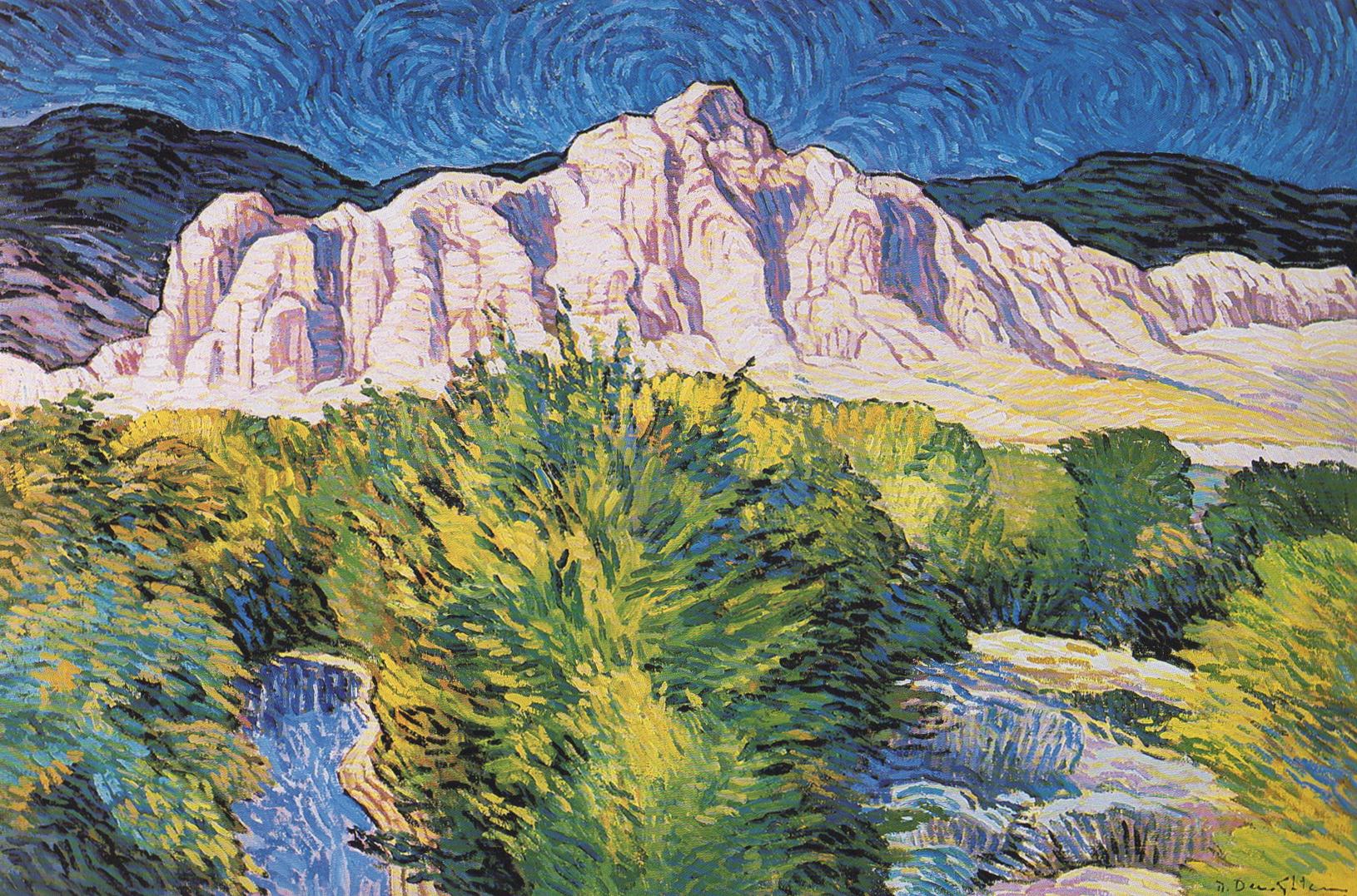 Embudo Mountain