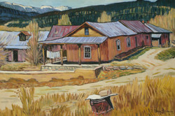 Pecos Longhouse