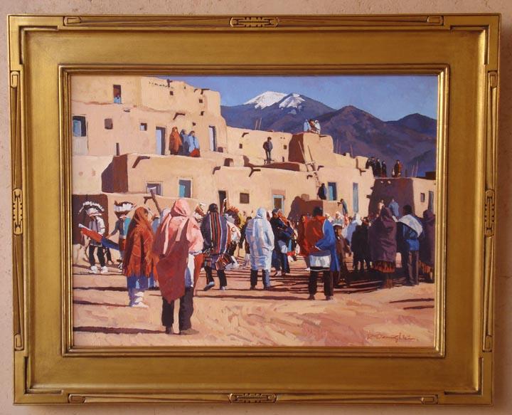 Pueblo Dance