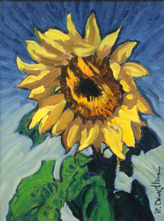 Radiant Bloom