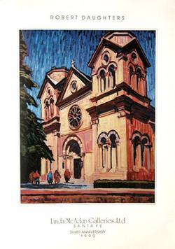 RD St Francis Cathedral Santa Fe 24x19.jpg