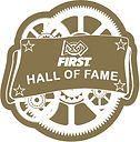 The Chairman's Award with the FIRST Hall of Fame