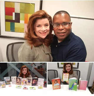 Media Personality and Book Club President Cyrus Webb Shares Gift of Books with Celebrities Nationwid