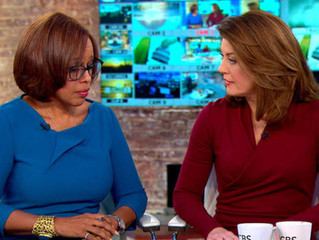 Gayle King and Norah O'Donnell address Charlie Rose sexual misconduct allegations