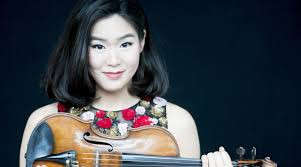 Q & A WITH VIOLINIST ESTHER YOO