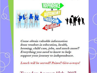 DCFS' Vermont Corridor's AB12 Unit Presents 2nd Annual: Resource and Job Fair for Transitional Age Y