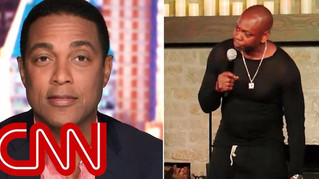 Don Lemon Responds to Dave Chappelle's Comments in the New 8:46 Netflix Special