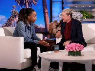 Ellen DeGeneres surprises black teen told to cut dreadlocks with $20,000 scholarship