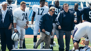 The HBO Films presentation PATERNO debuts SATURDAY, APRIL 7 at  8:00 p.m. (ET/PT)