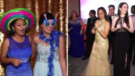 Hospital Throws Prom for Patients Too Sick to Attend Their Own