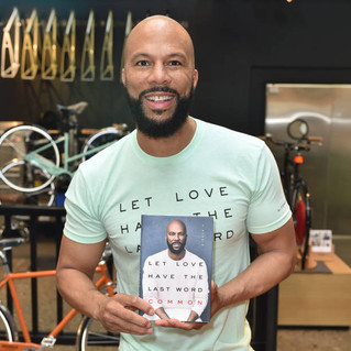 """Let Love Have The Last Word"" By Common Book Signing"