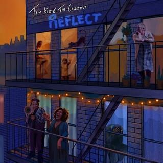 AWARD-WINNING COMPOSER TOM KITT SET TO RELEASE DEBUT ALBUM, 'REFLECT', ON SONY MASTERWORKS