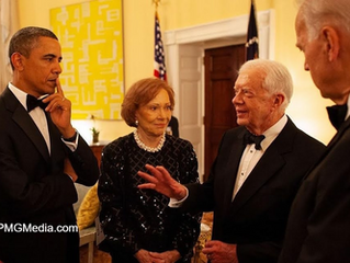Happy 96th Birthday, President Jimmy Carter!
