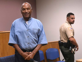 OJ Simpson released from prison after nine years