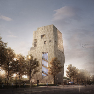 New look at the Obama Presidential Center in Chicago