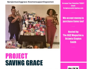 Project Saving Grace Needs your Donated Personal Items for Women for Valentine's Day Distributio