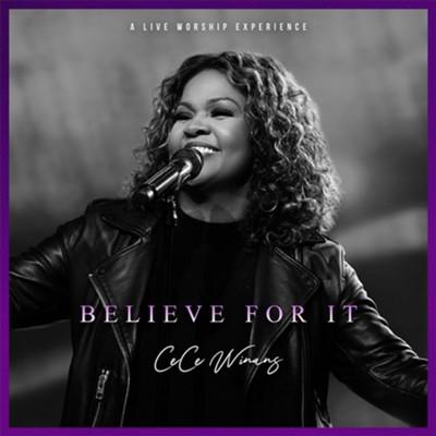 CCM NEW ALBUM RELEASE: CeCe Winans: Believe For It