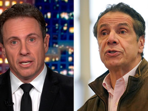 Chris Cuomo Taking A Break From CNN Amid Calls For His Brother's Resignation