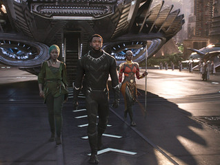 Massive Box Office for Black Panther with $361 million in global sales