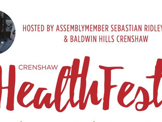Crenshaw HealthFest: Celebrate Your Health & Have FUN!