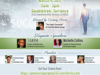 "South LA Saves ""Power & Purpose"" Conference"