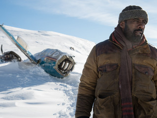SPMG Media First Look: Idris Elba May Have a 2018 Oscar Contender in 'The Mountain Between Us&#3