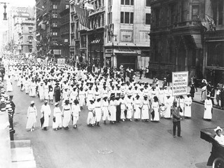 Today we celebrate the centennial of the NAACP Silent Protest Parade, held on July 28, 1917
