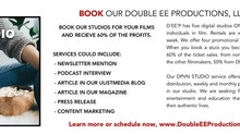 Digital Studios Open for Rental: Get your films seen with marketing package