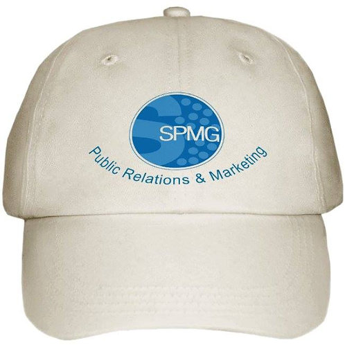 Light Khaki SPMG Media Cap