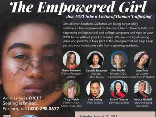 """""""The Empowered Girl – How Not to be a Victim of Human Trafficking"""""""