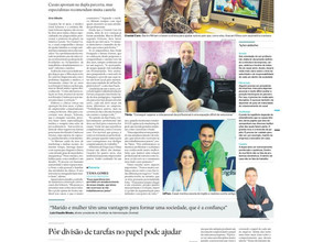Unidos pelo casamento e pelos negócios - Jornal O ESTADO DE SÃO PAULO.