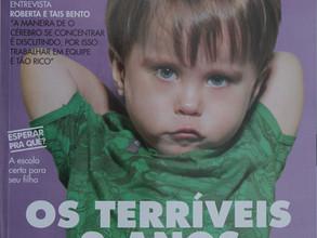 Clínica Heads é destaque na Revista  Pais&Filhos