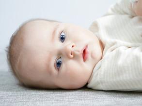 Como evitar o achatamento da cabeça do bebê - REVISTA CRESCER