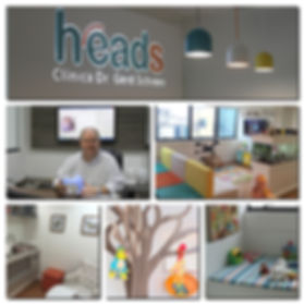 Heads Clinica Dr Gerd Schreen - Plagiocefalia