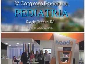 37o Congresso Brasileiro de Pediatria - Rio de Janeiro