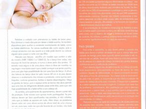 Matéria sobre Plagiocefalia Posicional com Dr.Gerd Schreen– Casa & Ambiente Bebê
