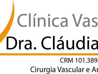 Clínica de Angiologia e Cirurgia vascular Dra.CláudiaFiorini