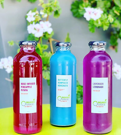 Don't forget to shake it! 😜 #organicjun