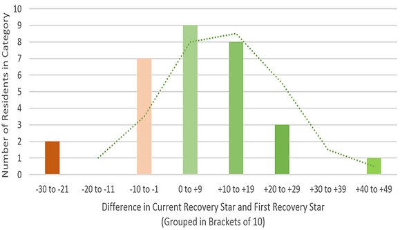 Recovery Star Analysis