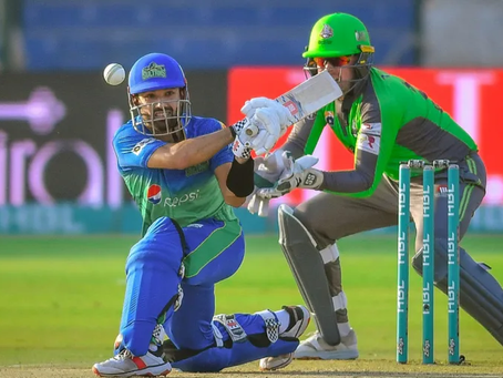 Rizwan, bowlers star in Multan Sultans' victory as chasing streak continues