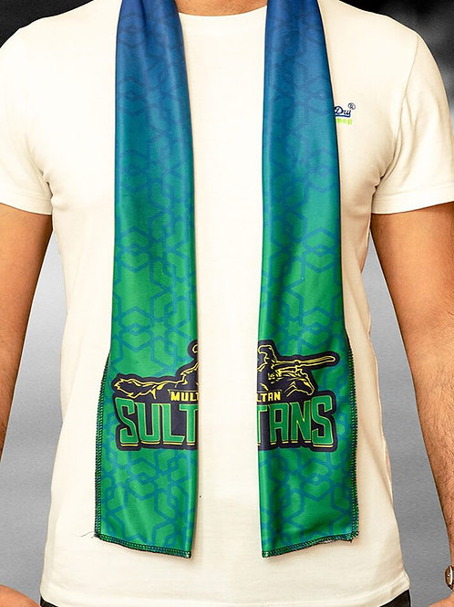 Official Multan Sultans Supporter's Scarf