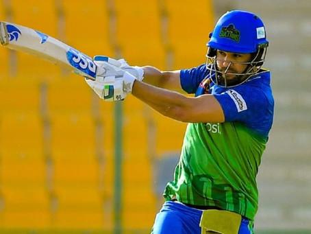 Babar Azam 85* in vain as Rilee Rossouw, Khushdil Shah lead Multan Sultans to 12-run win